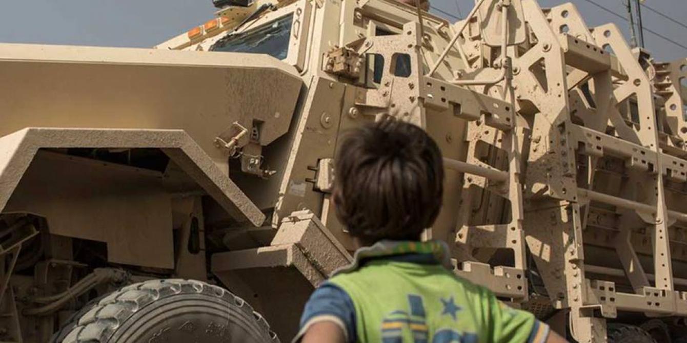 أوكسفام: أدلة جديدة تشير إلى تعرض المدنيين الهاربين من هجوم الموصل إلى أخطار حقيقة تهدد حياتهم