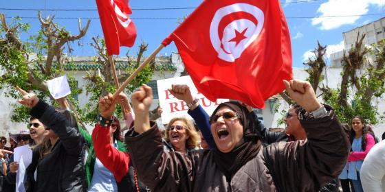 """النصر في تونس: قانون جديد يقول """"كفى"""" للعنف ضد النساء والفتيات"""