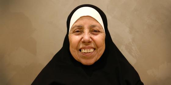 عطاف وعملها التطوعي في ترشيد إستهلاك المياه في الأردن
