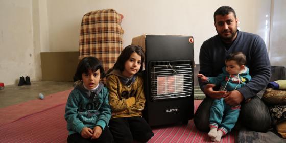 طرود الشتاء في الأردن