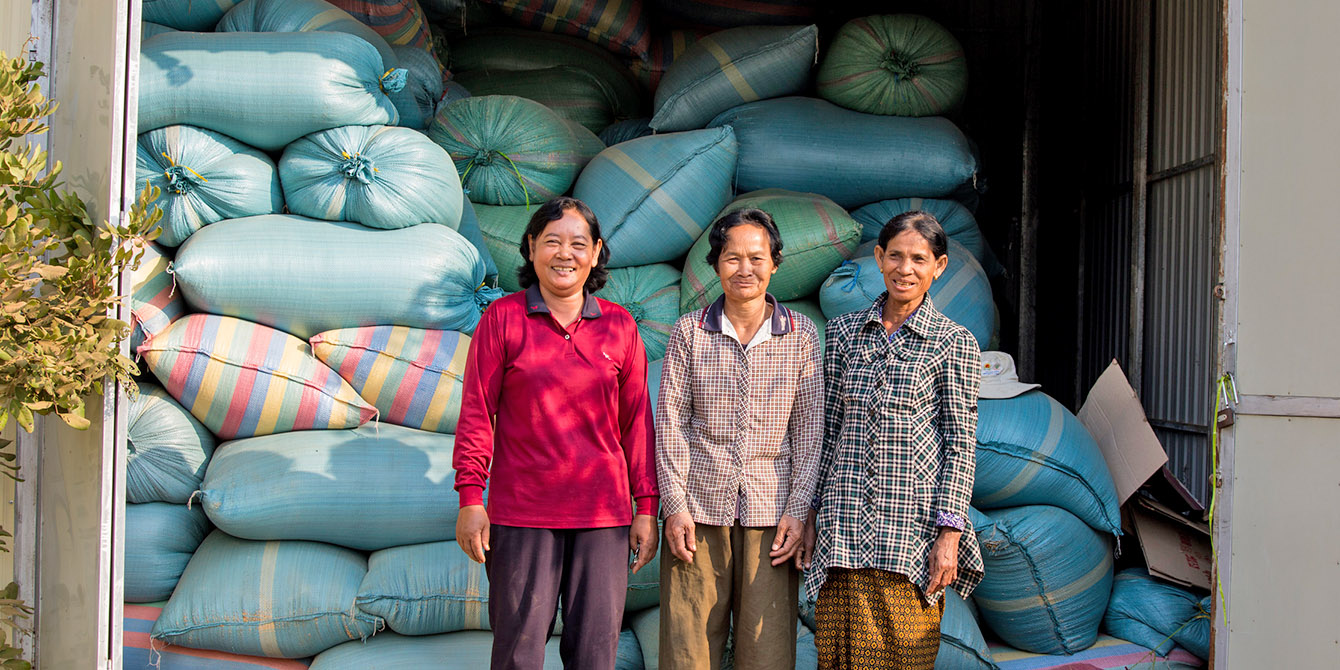 Oxfam in Cambodia - Womens Economic Empowerment - SRI