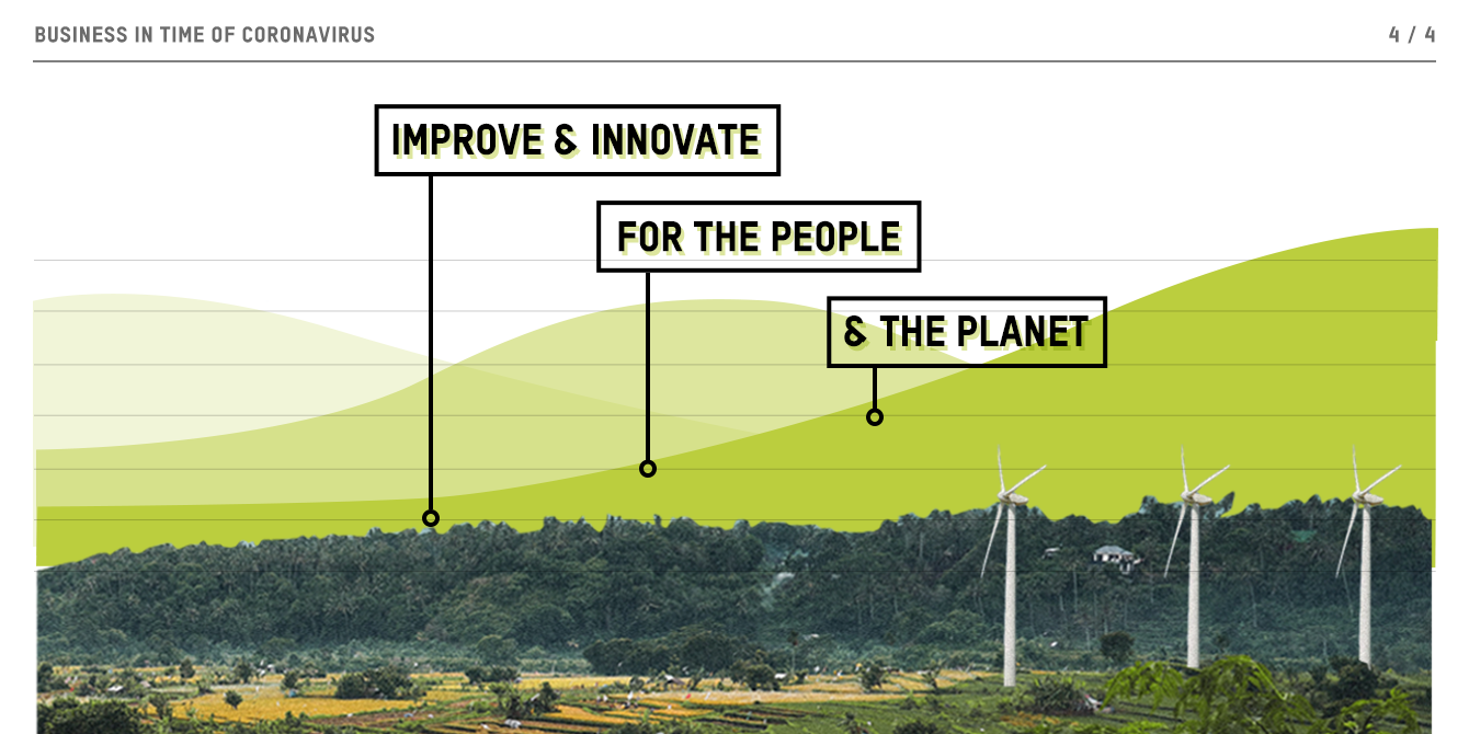 Oxfam in Asia - Business in Time of Coronavirus - Innovate and Improve Business Models