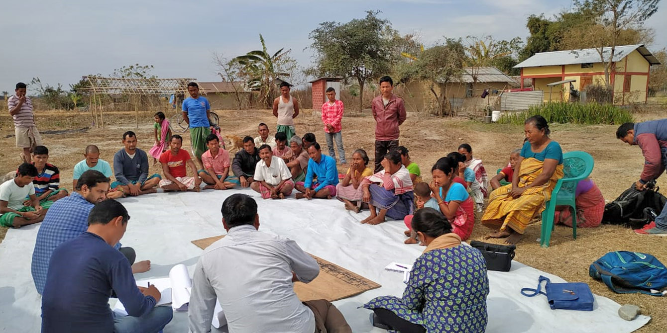 Oxfam Asia - TROSA Water Governance - Ensuring Inclusivity
