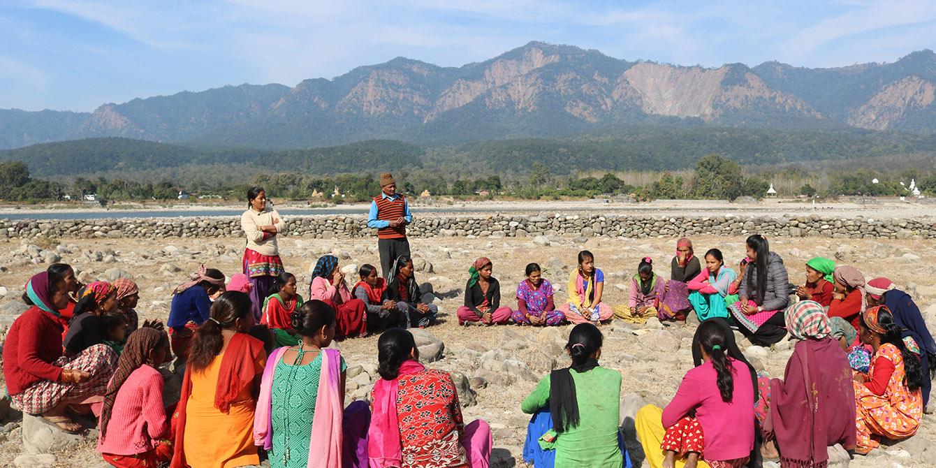 Oxfam Asia - TROSA Water Governance - Women's Participation
