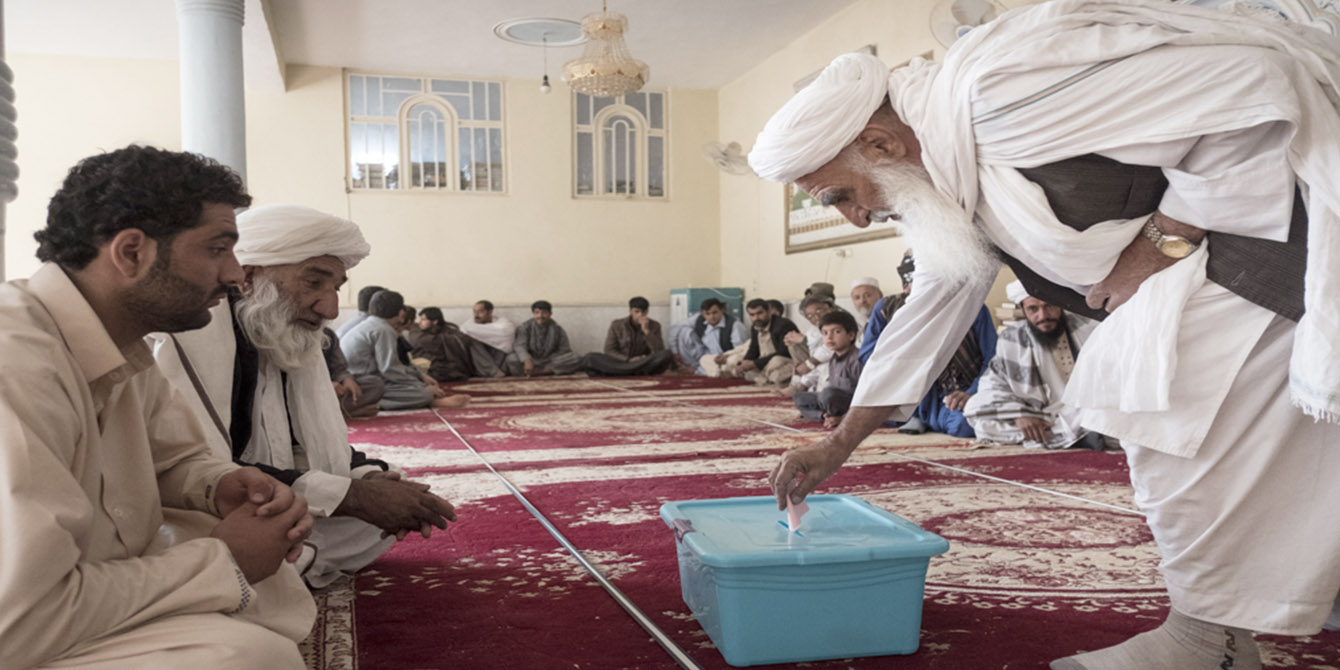 Oxfam in Asia - Afghanistan - Governance