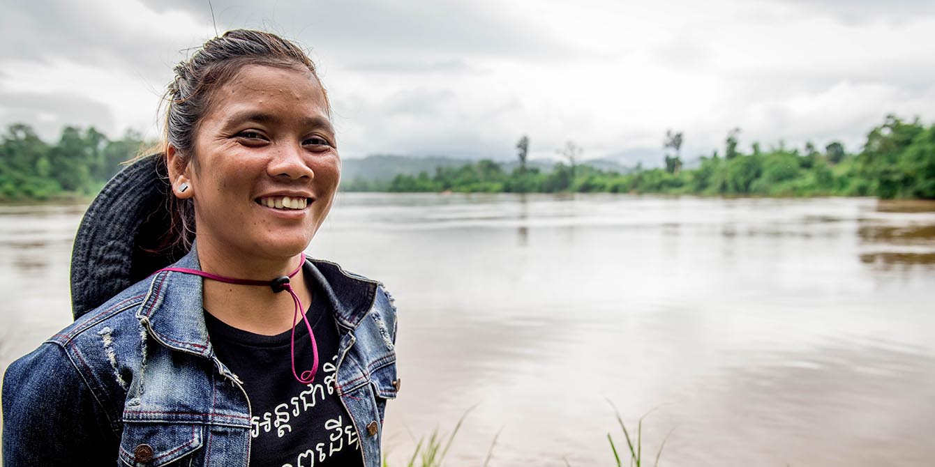 Oxfam in Asia - Cambodia - Building Community Fisheries to Safeguard Livelihood and Fish Stocks - Ping