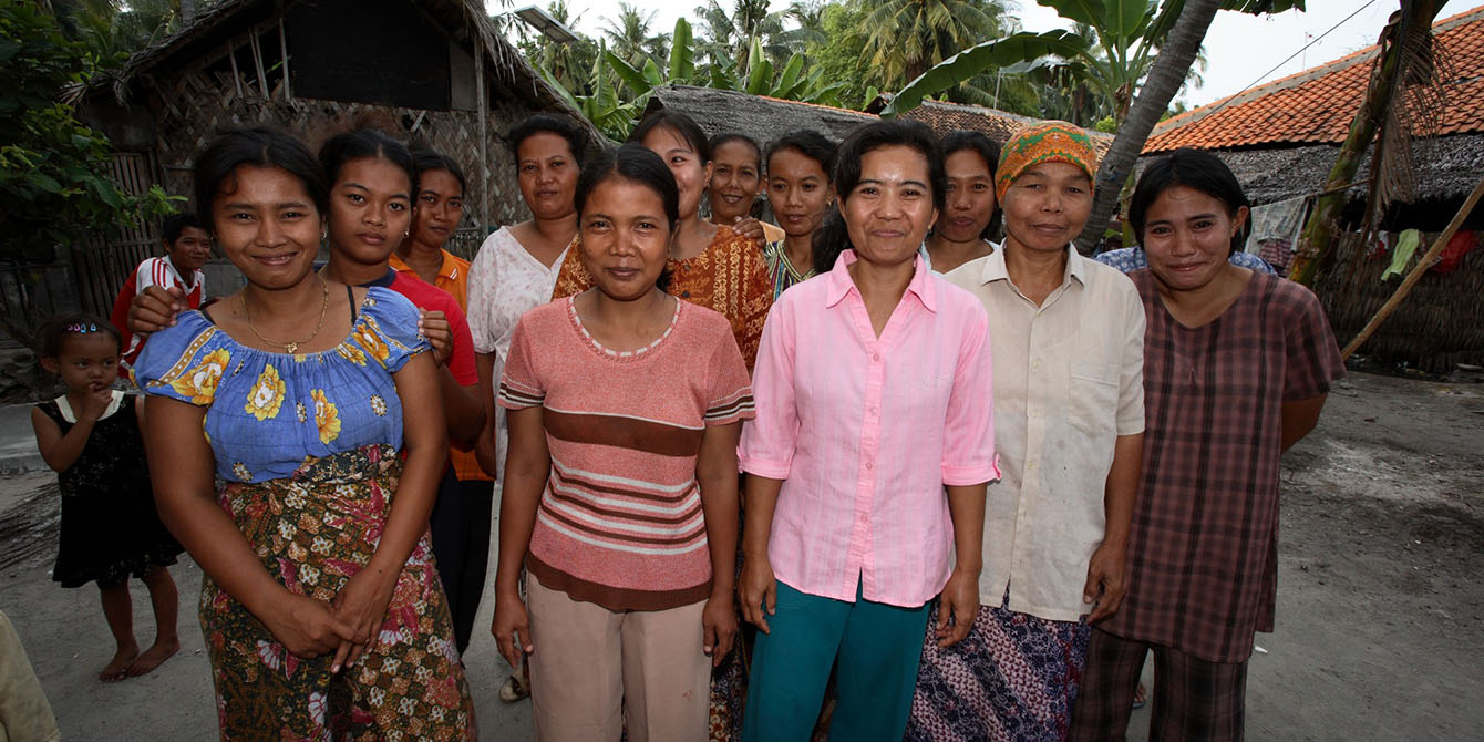 Oxfam in Asia - Indonesia - Gender Justice