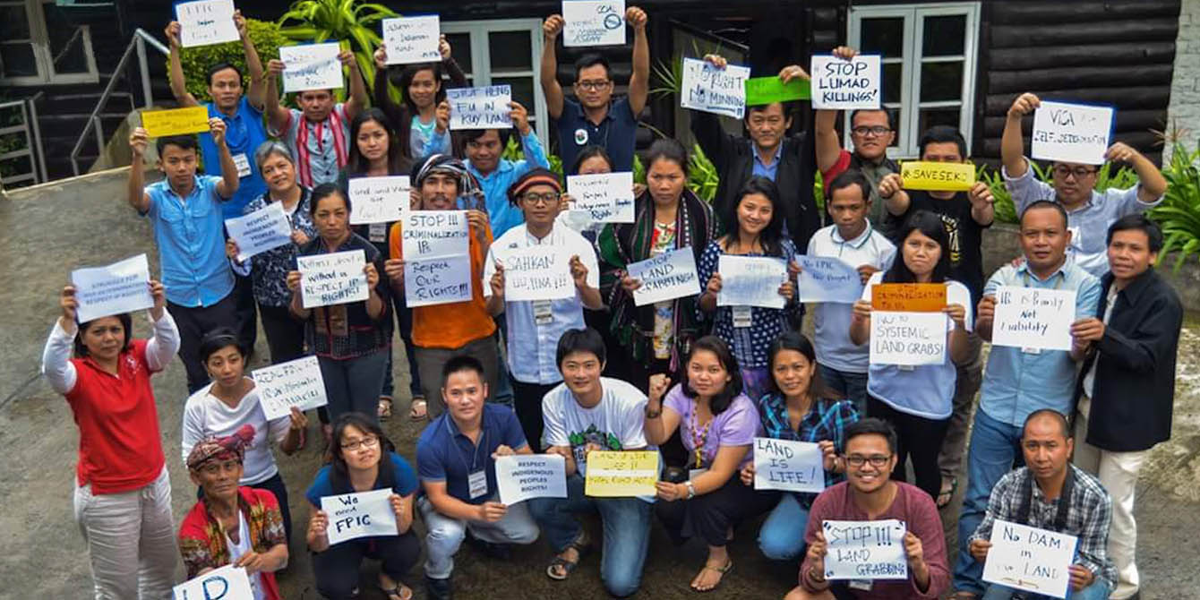 Oxfam in Asia - Mekong Extractive Industry Programme - Linking Grassroots Indigenous Organisations