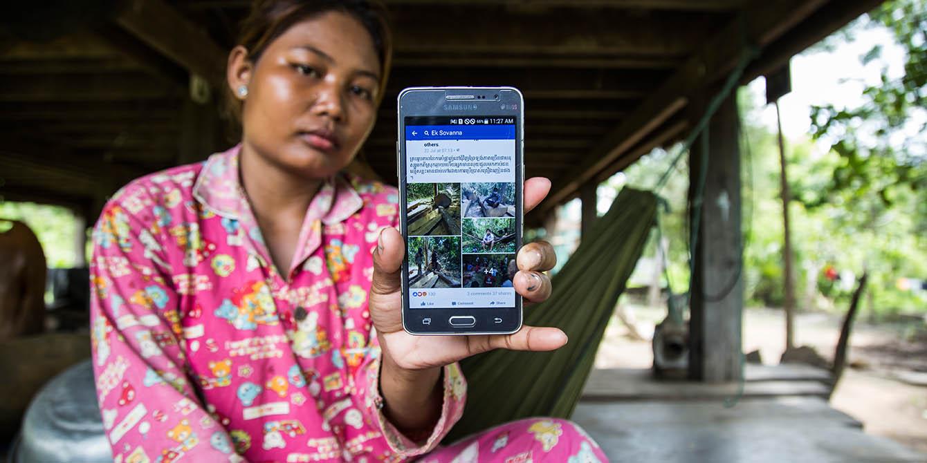 Oxfam in Asia - Mekong Extractive Industry Programme Empowering Vulnerable Communities