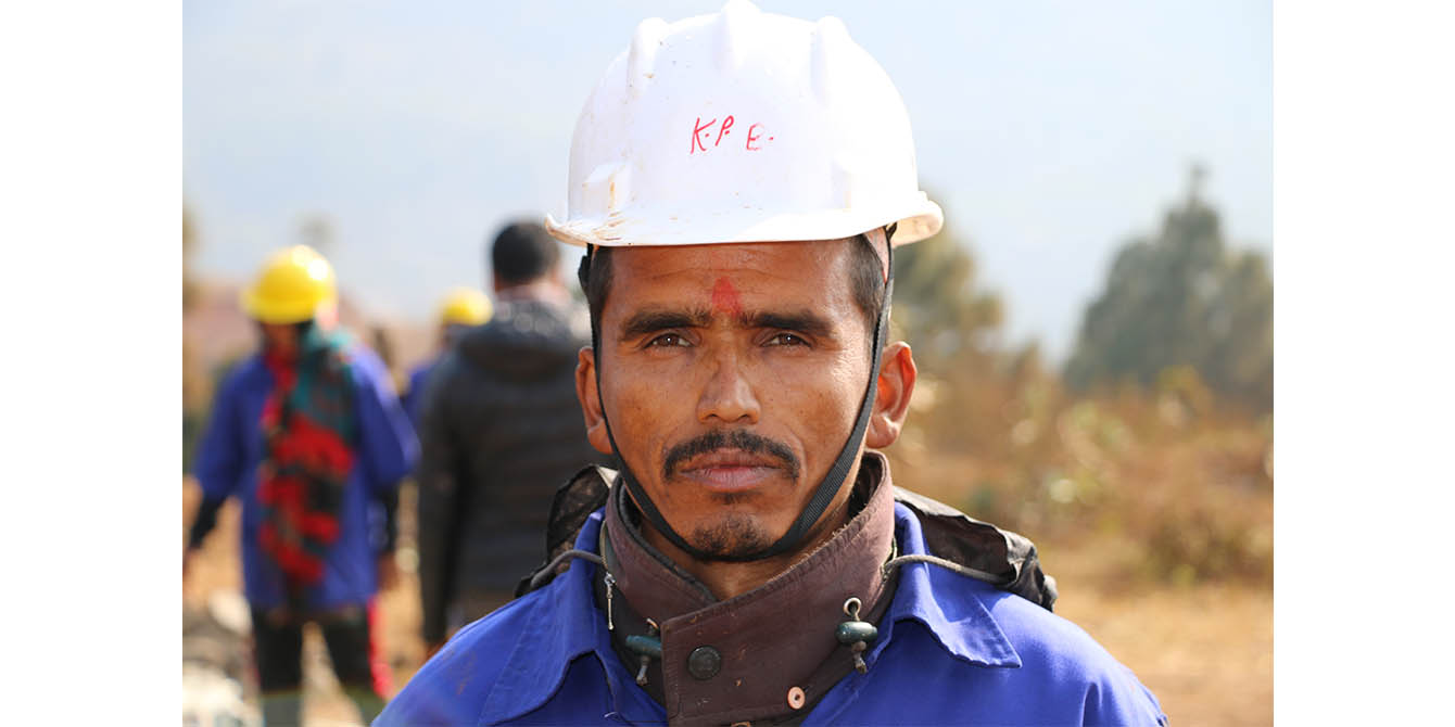 Oxfam in Asia - Publications - Nepal - Training Skilled Masons for Reconstruction 3