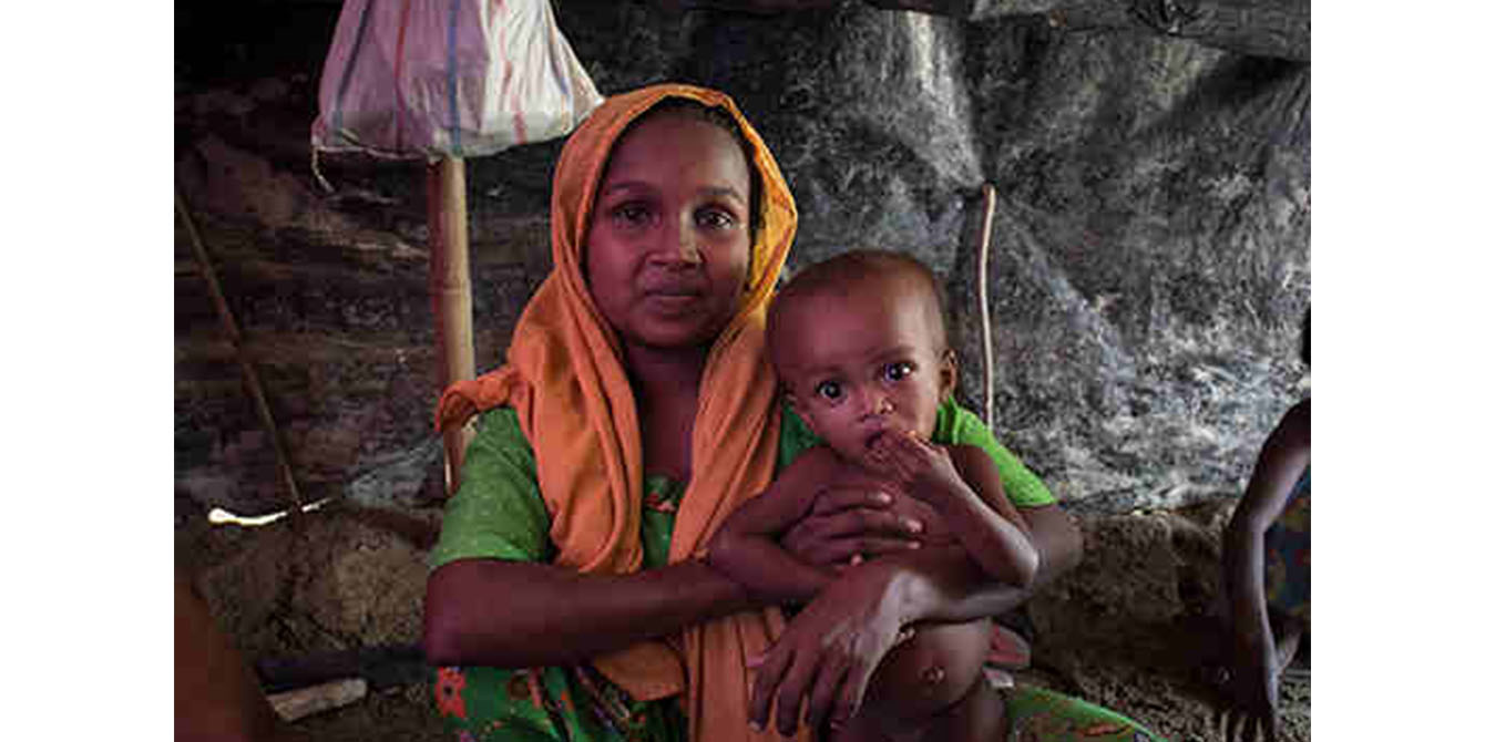 Oxfam in Asia - Bangladesh - Surviving Daily Life Inside a Refugee Camp - Amira