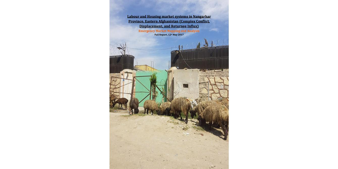 Oxfam in Asia - Publications - Afghanistan - Emergency Market Mapping and Analysis Labour and Housing Market Systems in Nangarhar, Eastern Afghanistan