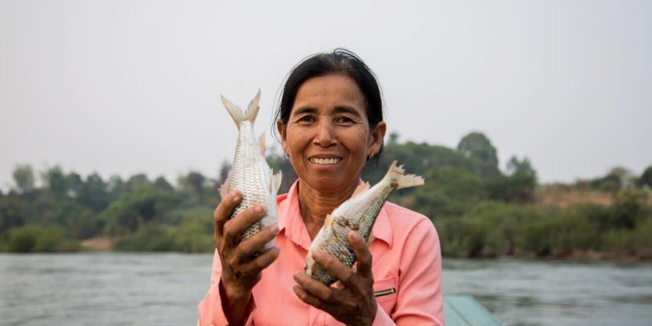 Oxfam in Asia - Publications - Cambodia - Women Key to Mekong Future and Prosperity