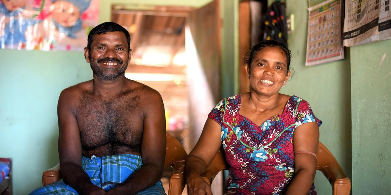 Oxfam in Asia - Sri Lanka - Helping Rice Farmers Cope with Natural Disasters - Weather Index Insurance