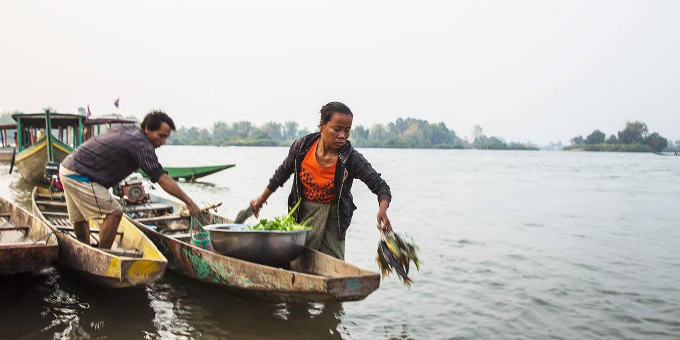 Oxfam in Asia - Mekong Water Governance