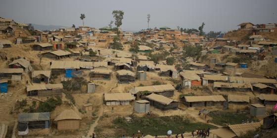 Cyclone threatens Cox's Bazar as first Covid-19 cases are confirmed - Oxfam