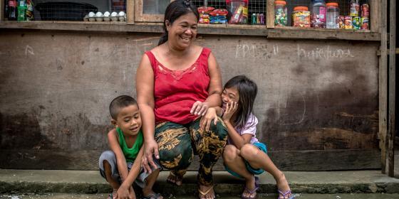 Oxfam in Asia - Inclusive business, the future of ASEAN