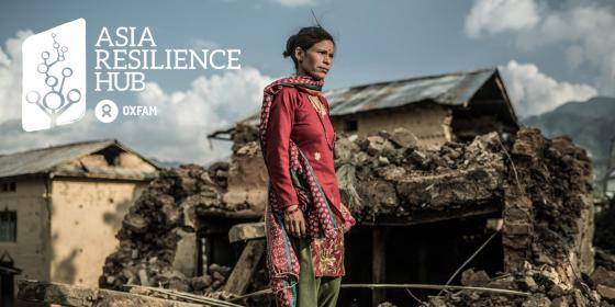 Oxfam in Asia Programmes - Asia Resilience Hub