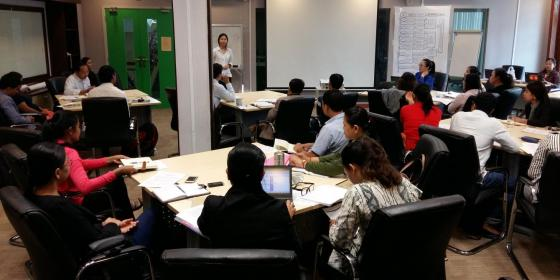 Oxfam in Asia - Cambodia - Five Year Social Protection Program