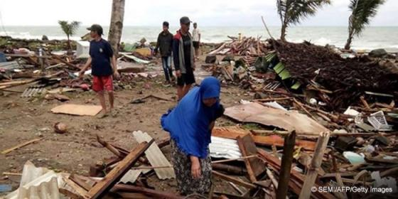 Oxfam ready to respond as hundreds killed after tsunami in Indonesia's Sunda Strait