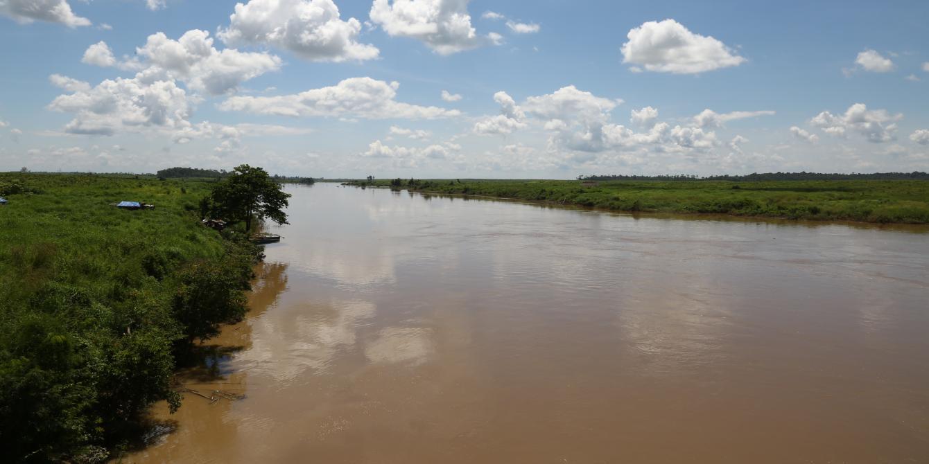 Less Fish Catch In Srepok River