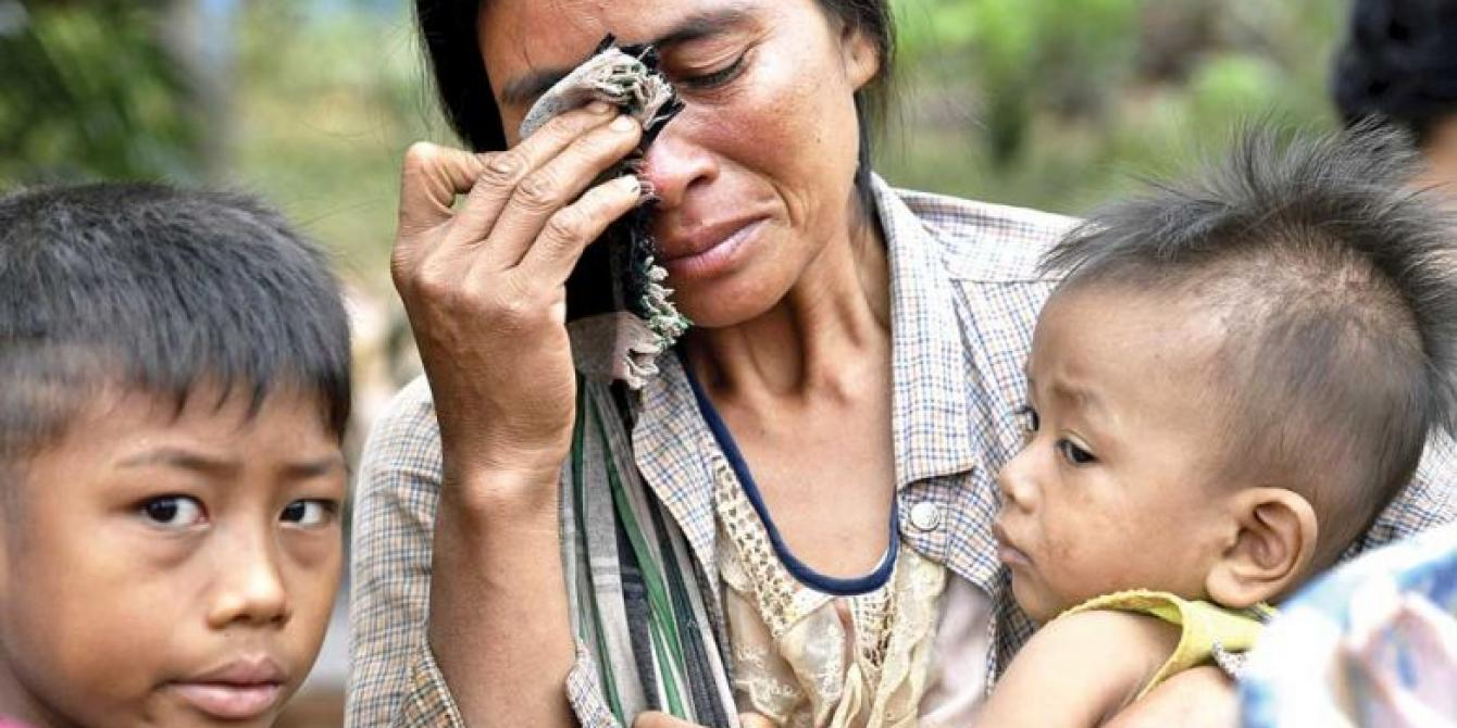 Living in Fear, a Price Too Steep For People of Mekong
