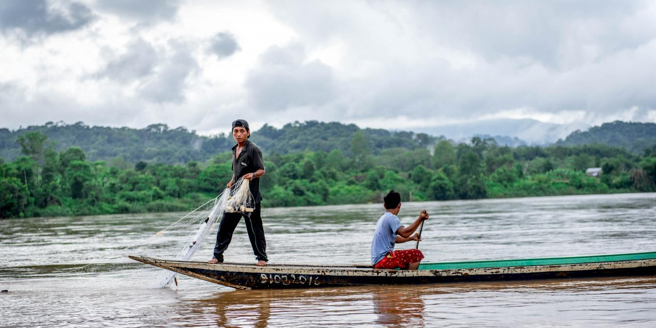 Building Community Fisheries To Safeguard Fish Stocks, Life