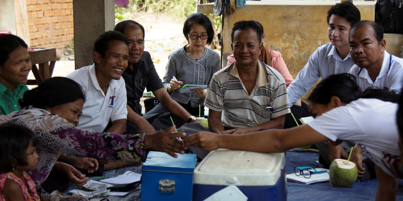 MRD visits SfC, Kampong Speu, Kampot province
