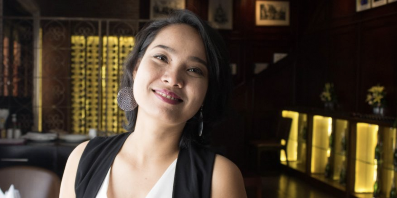 Cambodia's Latest Development [Perspectives]: Ms. Keo Kounila, Young Entrepreneur and Blogger