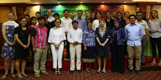Way Forward For Extractive Industries in Asia