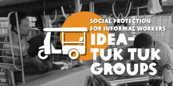TukTuk Groups, IDEA