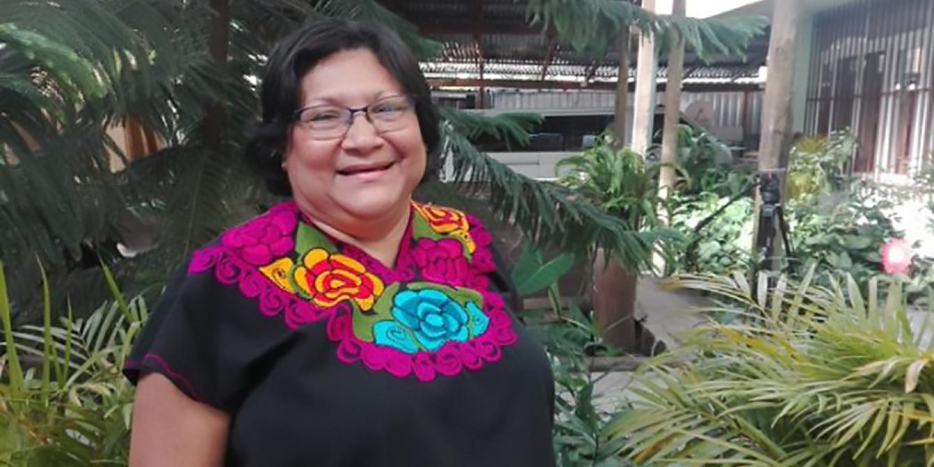 Ana Cruz, directora de Asociación Calidad de Vida. María José Agejas / Oxfam Intermón
