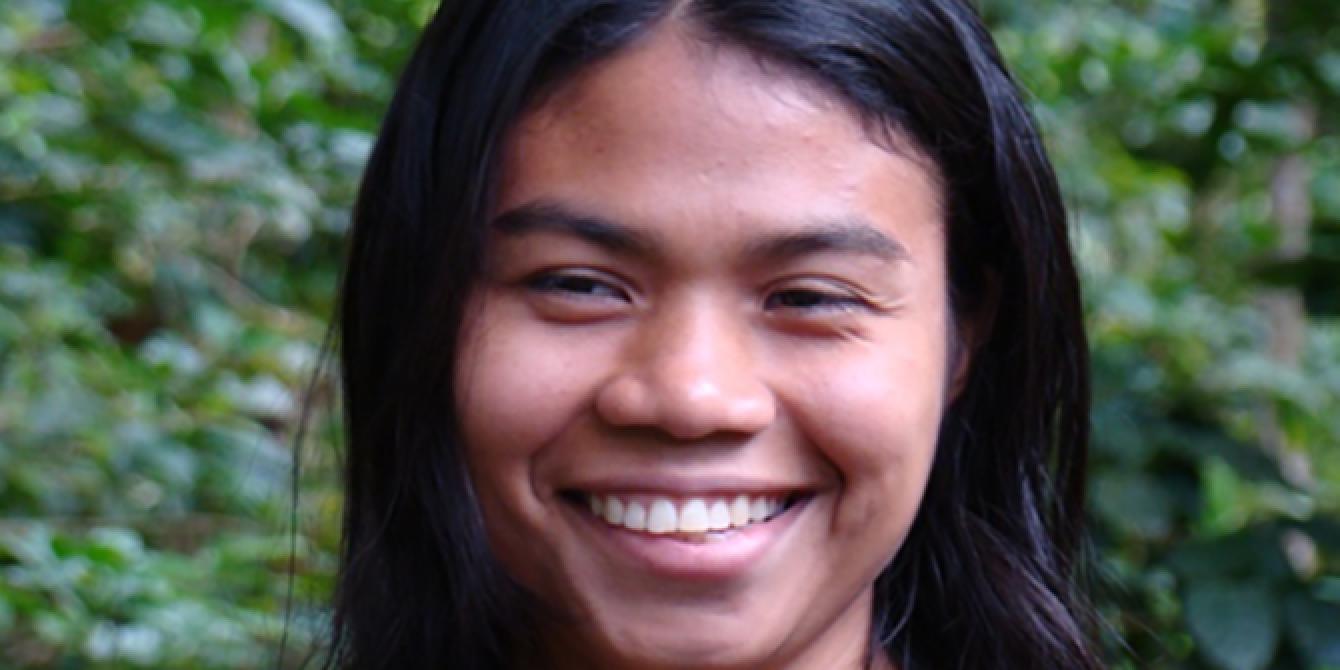 Carmen Fúnez, liderazgo transformador juvenil en Honduras