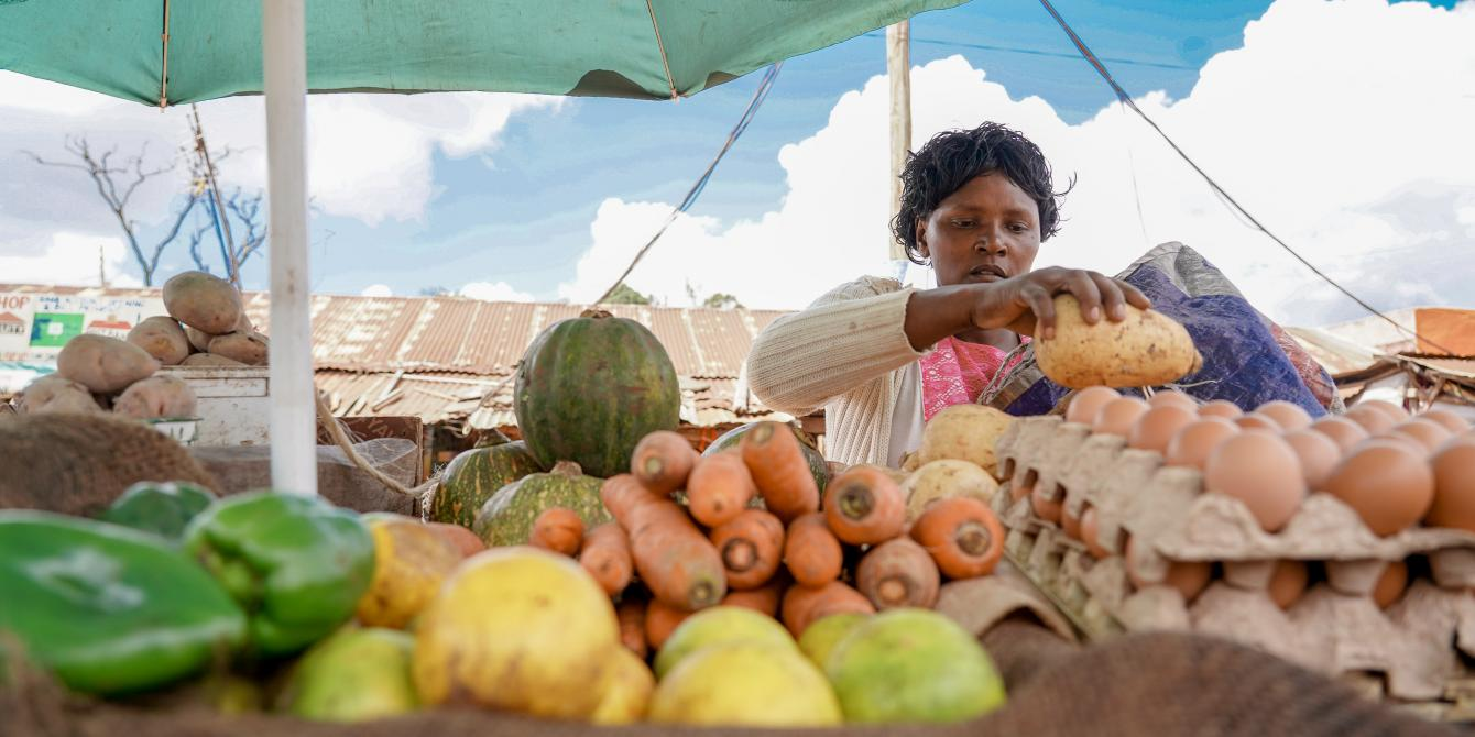 Rebecca Ndeto,Kawangware,Nairobi Kenya.Photo credit:Eyeris Communications