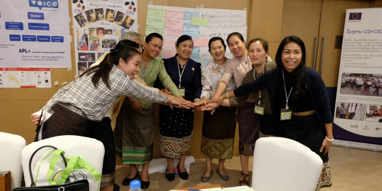 Oxfam's partners join hands for a sustainable development