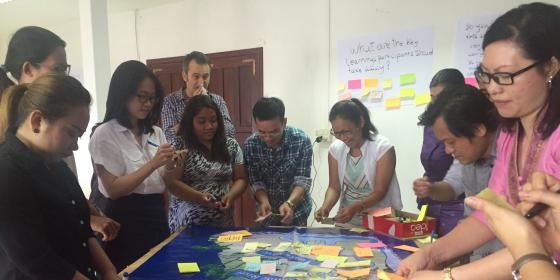Women's economic leadership workshop