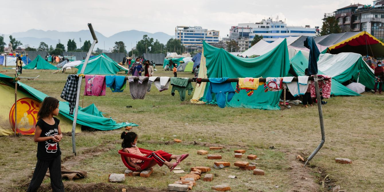 Disaster victims continue to face multi challenges several years after disaster: a report