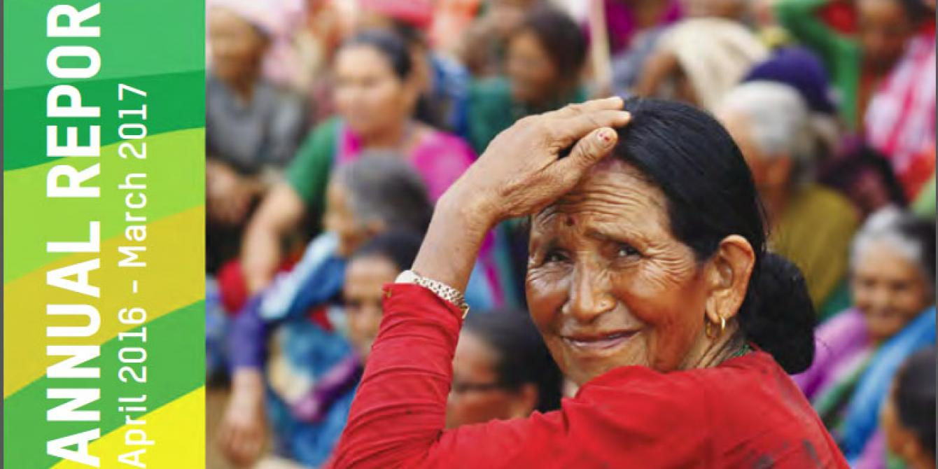 Oxfam in Nepal Annual Report