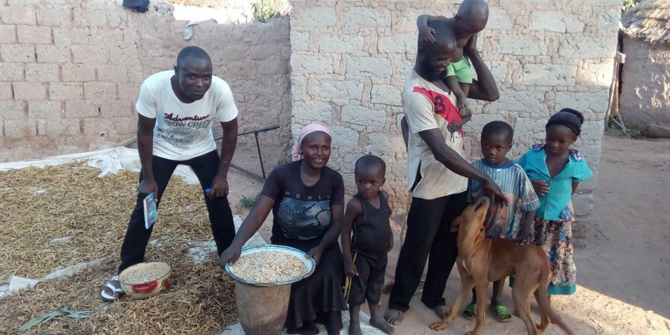 Theresa's story: Breaking the cycles of hunger