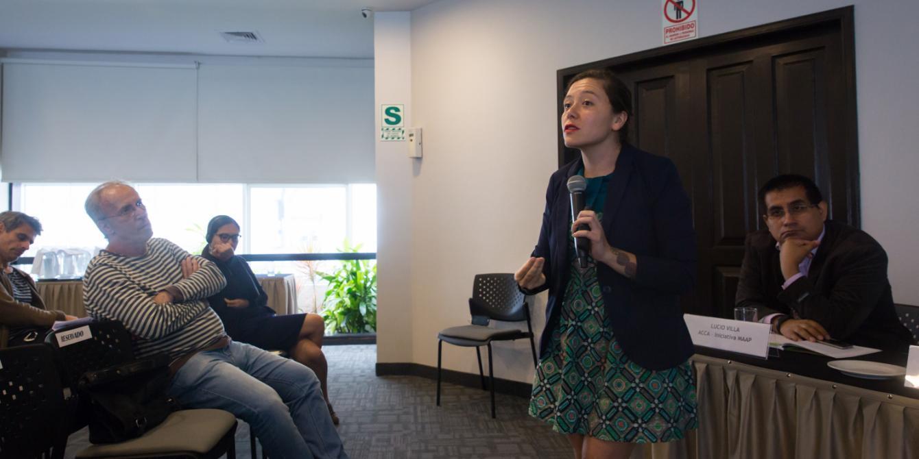 """""""Una mirada feminista de los agronegocios en Vichada, Colombia"""" / Diana García (CIASE, Colombia)"""