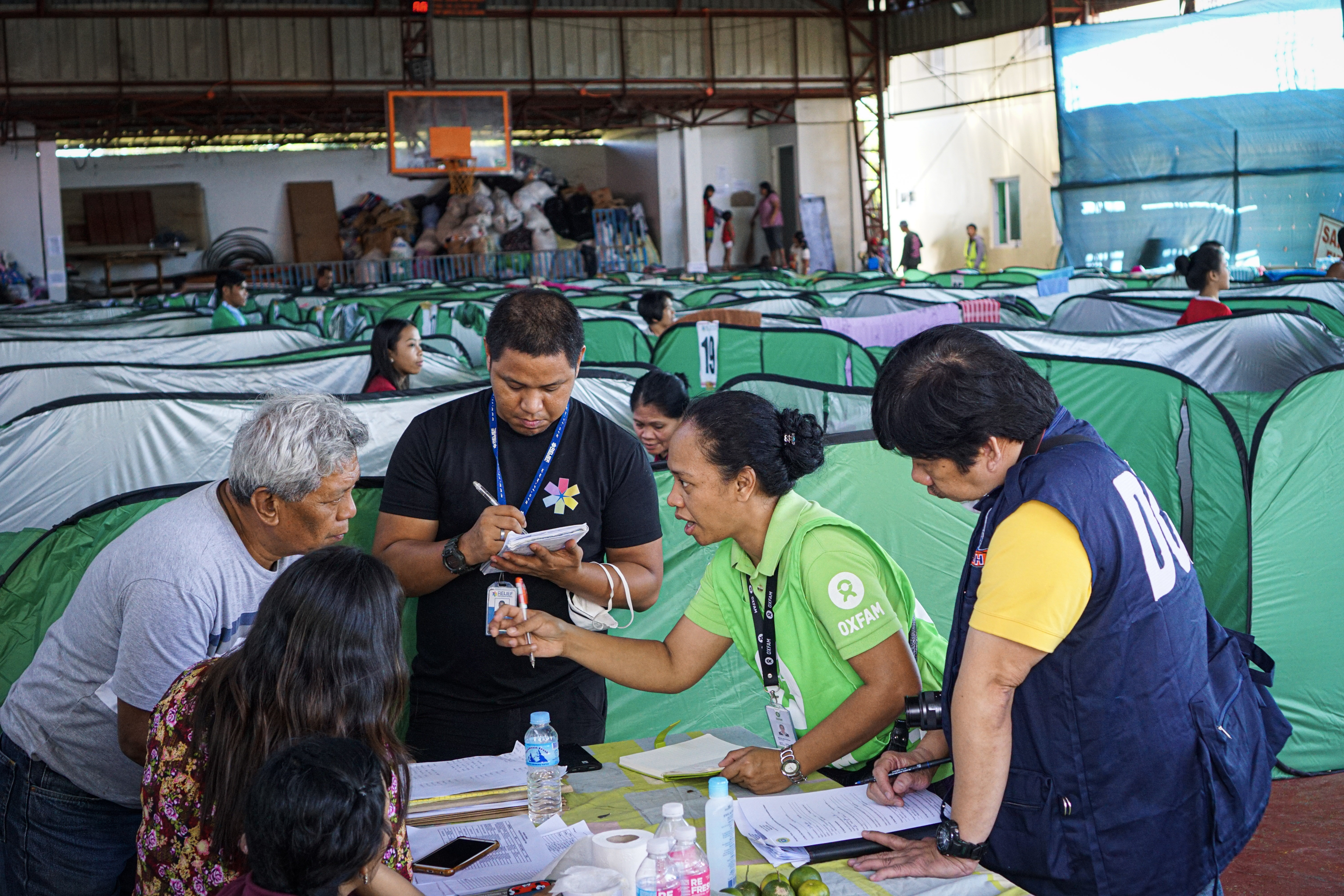 Oxfam and Lenndo EFL - The Role of Financial Technology in Disaster Recovery Efforts