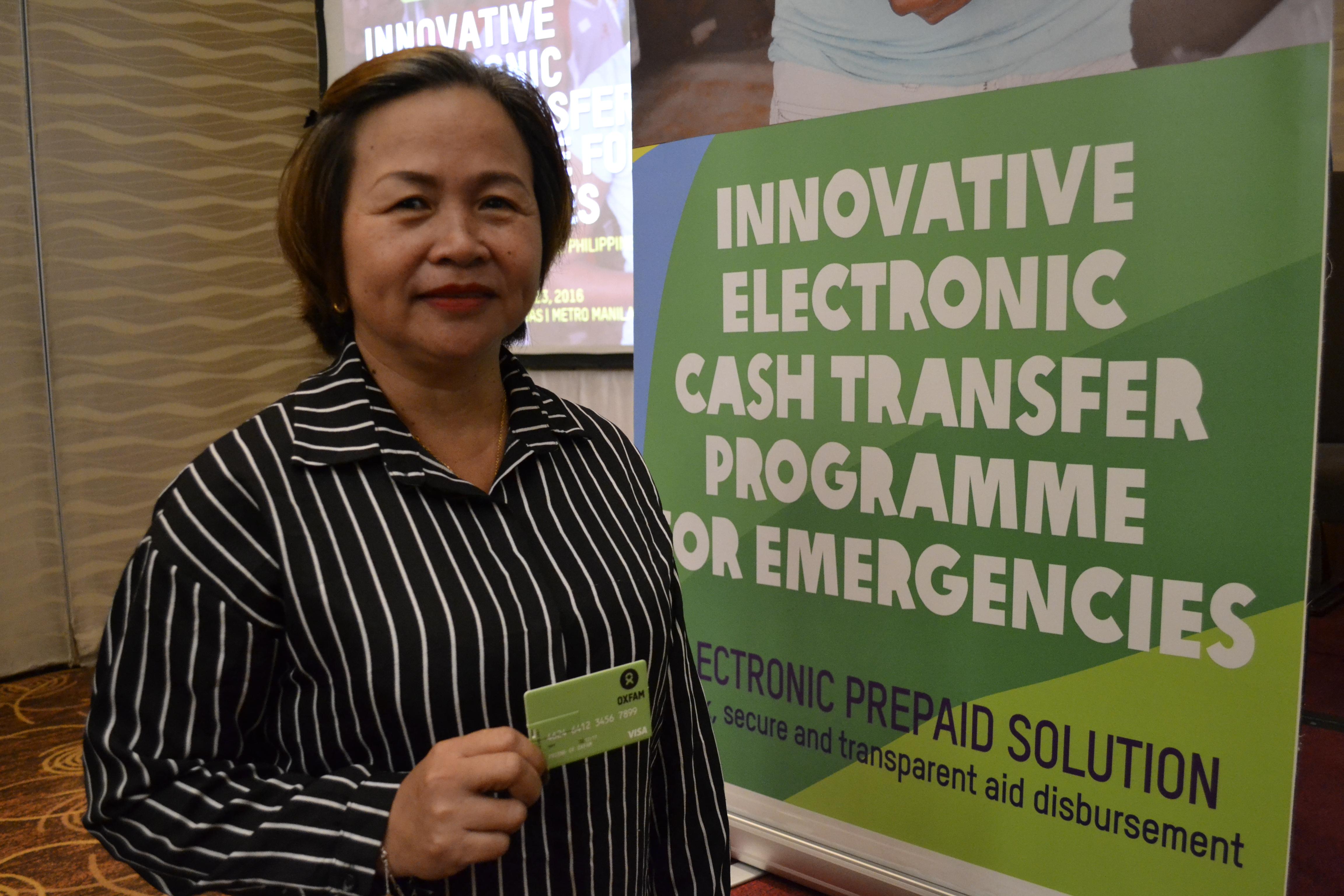 Rowena Moreno from Tacloban City