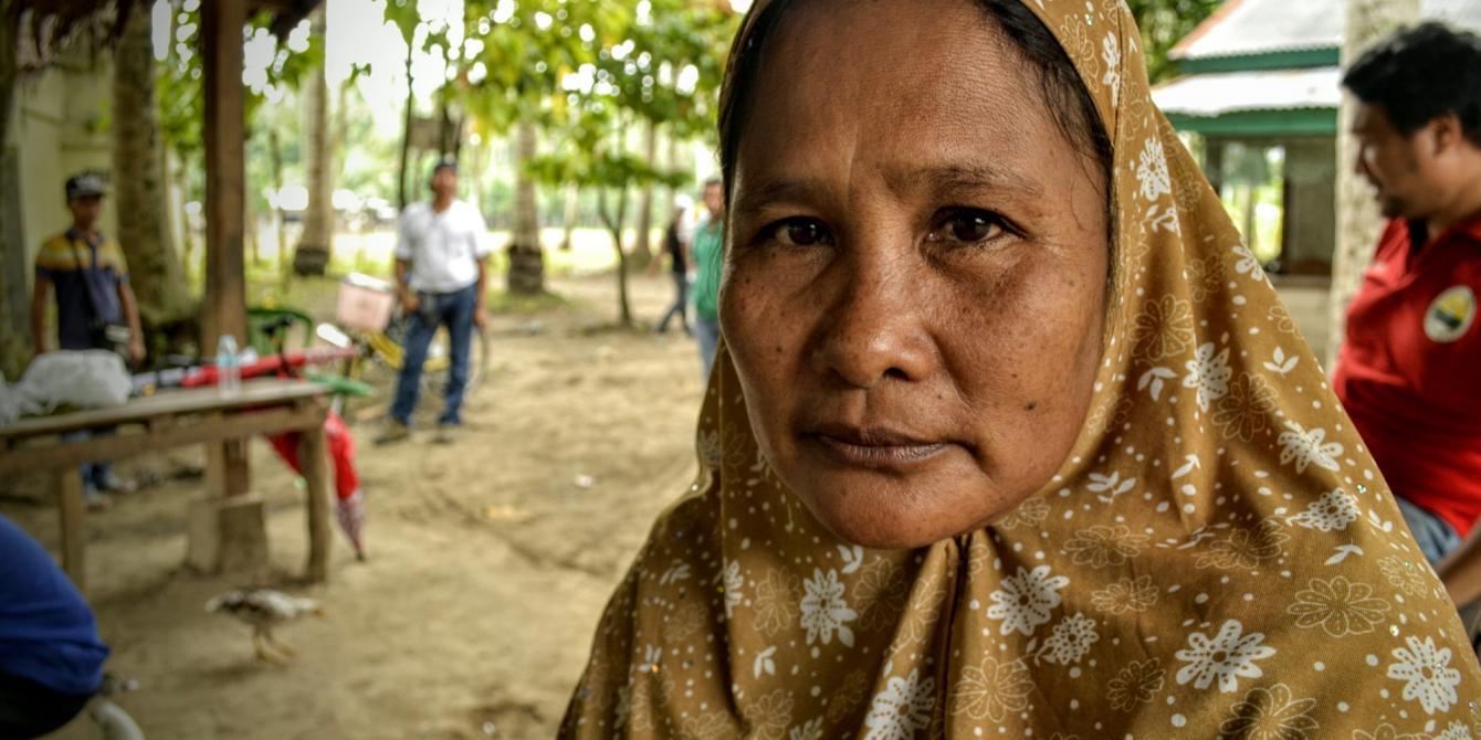 File photo (Rhea Catada/Oxfam)