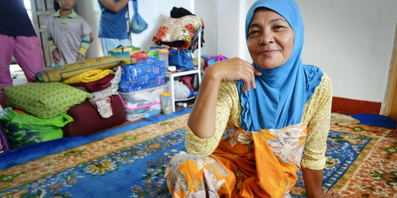 Marawi evacuee Darimba Akhmad 2