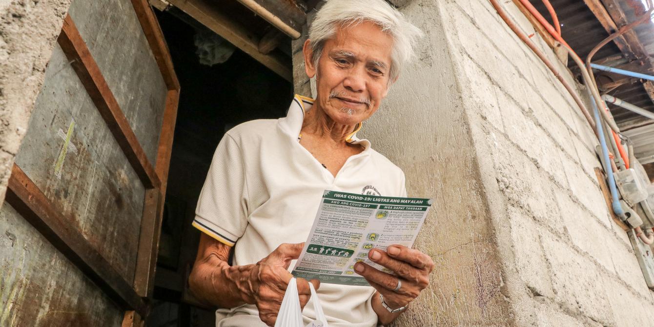 Oxfam Pilipinas NGO Phiippines