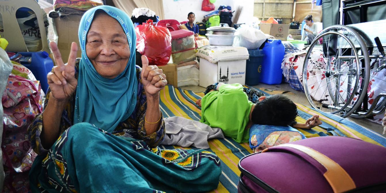 Marawi evacuee Raga Lininding 2