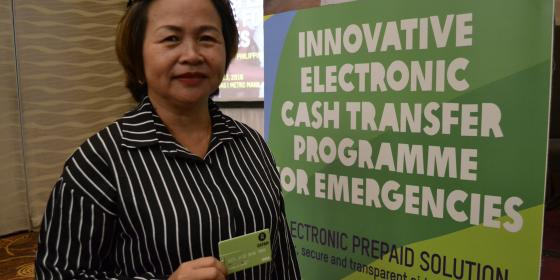 Oxfam and Visa push for better disaster preparedness through financial inclusion