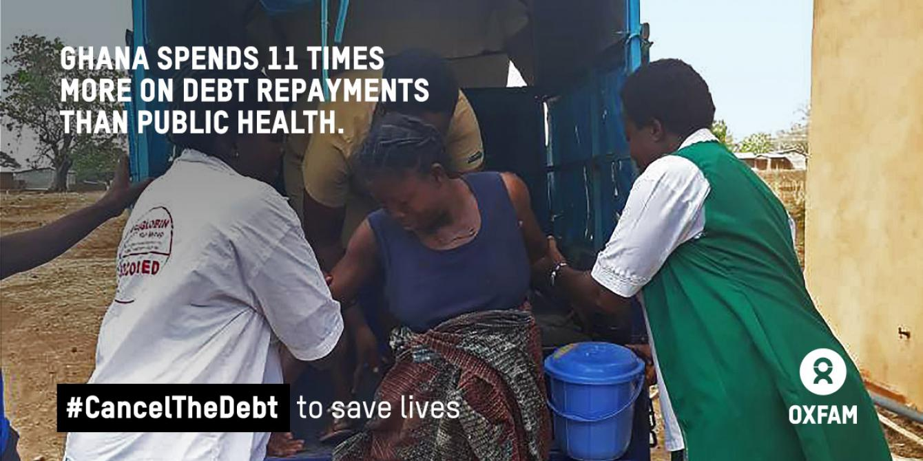 We call on world leaders to #CancelTheDebt in developing countries to fight the coronavirus.